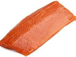 Ground Wild Salmon - 1 Pound